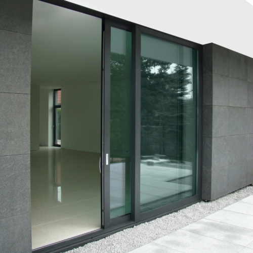 SYSTEMS OF SLIDING AND OVERHEAD SLIDING DOOR